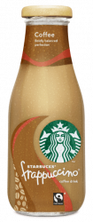 Starbucks Frappuccino Coffee 0,25 l