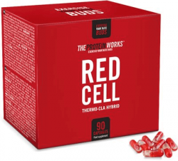 The Proteín Works TPW Red Cell 90 kapsúl